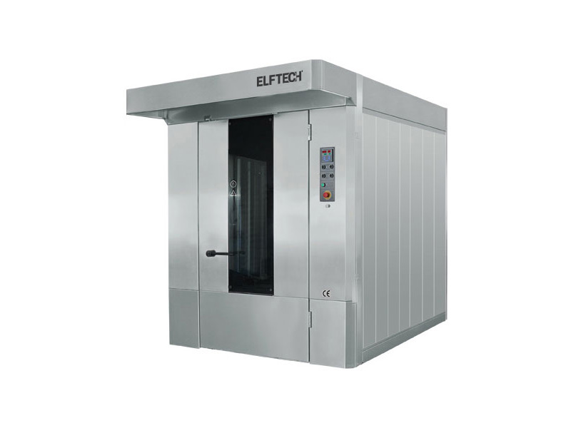 Rotary Oven1