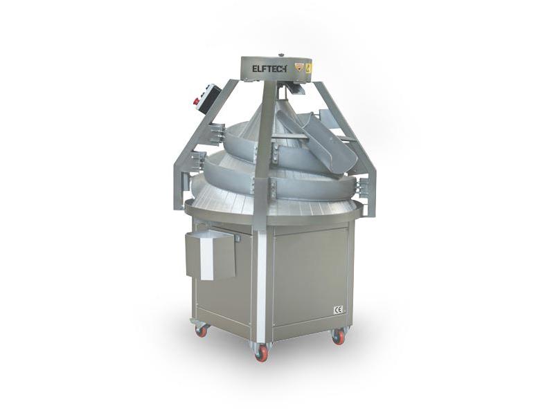 Dough Cutting and Weighing Machine5