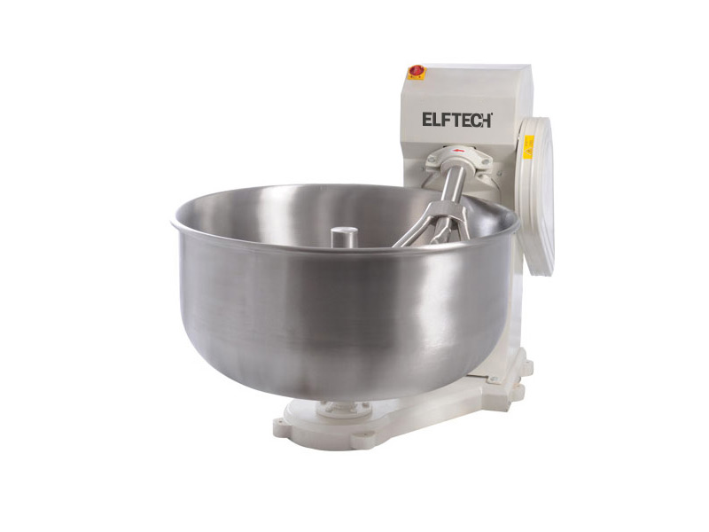 Spiral Mixer with Fixed Bowl6