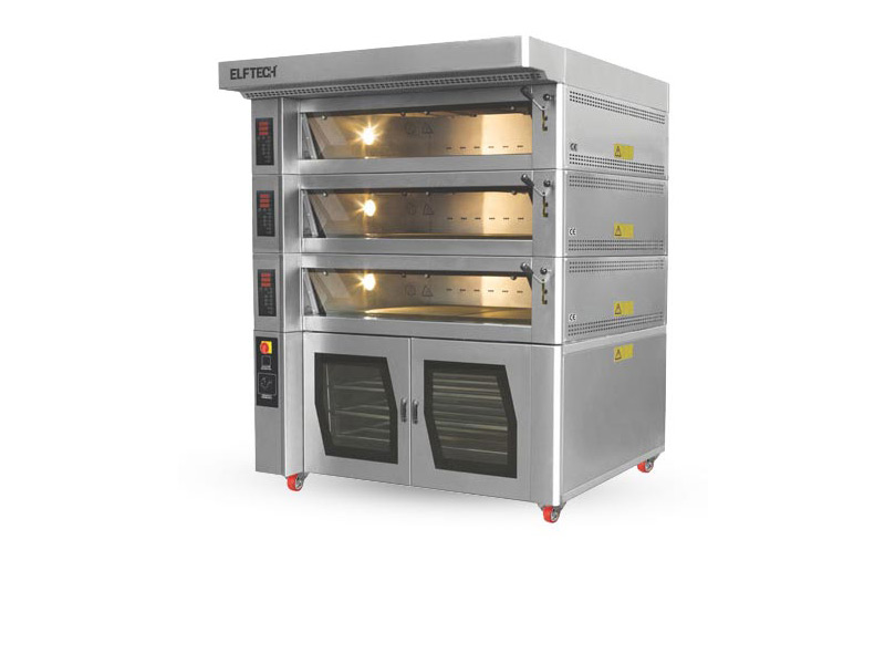 OUR PATİSSERİE OVEN'S TECHNOLOGY